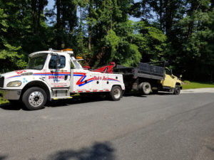 medium duty towing